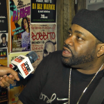 Lord Finesse on Urban Access at the Shrine