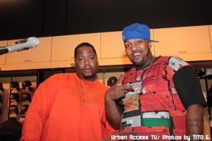 Dave Jeff & DJ Hollywood @ Swank TMI Series at New Era Chicago