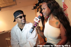 Frankie Robinson w/ CYHI The Prynce @ Swank TMI Series at New Era Chicago