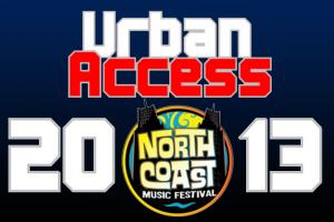 URBAN ACCESS NCMF 2013